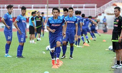 Đội hình dự kiến của U23 Việt Nam trận gặp U23 Malaysia
