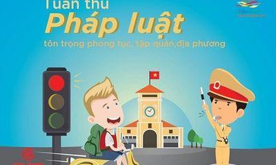TP. Hồ Chí Minh phát miễn phí 150.000 bộ quy tắc ứng xử cho du khách