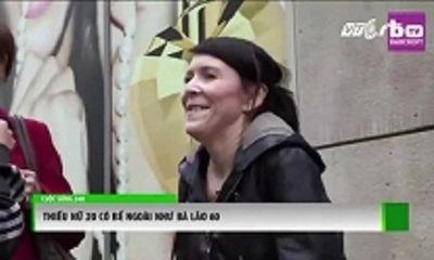 Thiếu nữ 20 tuổi 'mắc kẹt' trong hình hài của bà lão 60