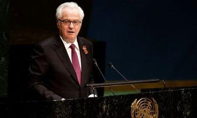 Đại sứ Nga tại Liên Hợp Quốc đột tử ở Mỹ