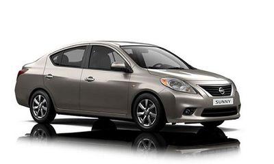 Những ngày đầu năm, Nissan Sunny bất ngờ giảm giá mạnh