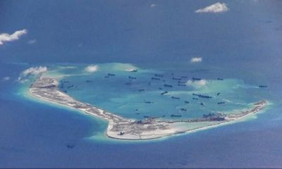 Mỹ: Trung Quốc xây nhà chứa tên lửa ở Biển Đông