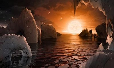 NASA phát hiện 7 hành tinh lớn gần bằng Trái Đất, có khả năng duy trì sự sống