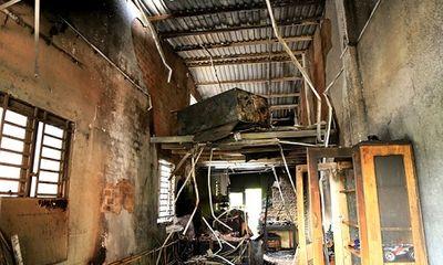 Vụ cháy nhà 4 người chết: