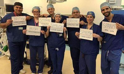 Quá nửa số bác sĩ châu Âu xem xét rời khỏi Anh vì Brexit