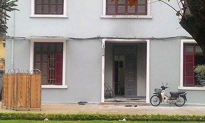 Hà Nội: Một cán bộ chết cháy trong Học viện Hành chính