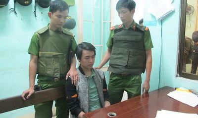 Bắt nam thanh niên cầm dao cướp ngân hàng ở Đà Nẵng