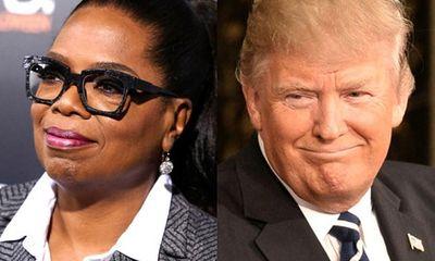 Nữ hoàng talk show Oprah Winfrey cân nhắc chuyện tranh cử tổng thống Mỹ