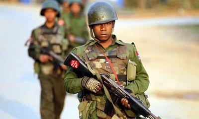 Đụng độ gần biên giới Myanmar-Trung Quốc, ít nhất 30 người thiệt mạng