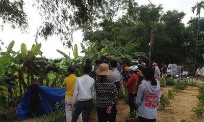 Nghi án nam thanh niên tẩm xăng tự thiêu ở Quảng Nam