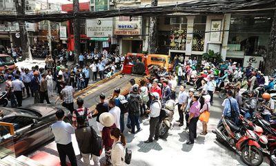 Dẹp vỉa hè: Sài Gòn quyết liệt, Hà Nội không ồn ào