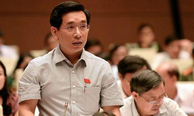 Cho thôi nhiệm vụ ĐBQH chuyên trách với ông Nguyễn Văn Cảnh