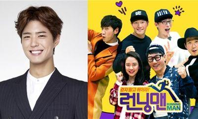 Park Bo Gum tham gia Running Man cùng đội với Lee Kwang Soo và Song Ji Hyo