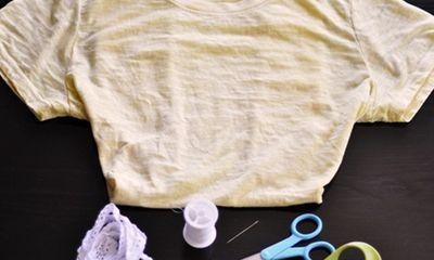 10 mẹo hay giúp bạn hô biến trang phục cũ trở nên mới