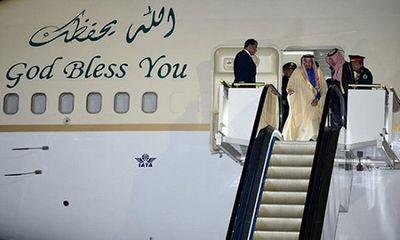 Vua Ả rập Xê út mang 2 thang máy dát vàng và 100 siêu xe đến Nhật Bản