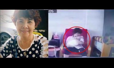 Thuê bảo mẫu trông con, mẹ trẻ 'chết lặng' khi xem camera