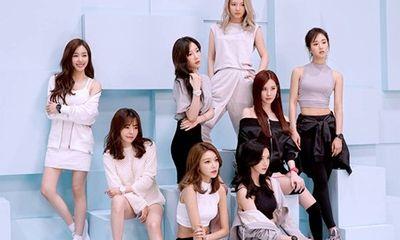 Hậu trường photoshoot của SNSD: Đẳng cấp của idol 10 năm