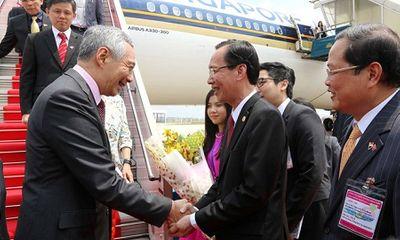 Thủ tướng Singapore Lý Hiển Long thăm Việt Nam