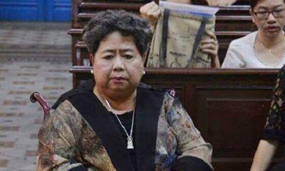 Bà Hứa Thị Phấn - cựu Chủ tịch TrustBank bị khởi tố