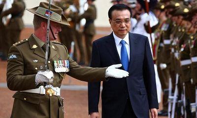 Thủ tướng Trung Quốc tuyên bố đưa vũ khí ở Biển Đông để duy trì 'tự do hàng hải