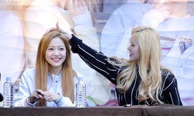 Đây là nguyên nhân các thành viên Red Velvet đều gọi Irene là