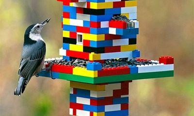 Chiêm ngưỡng 10 thiết kế cực hay và thông minh từ LEGO