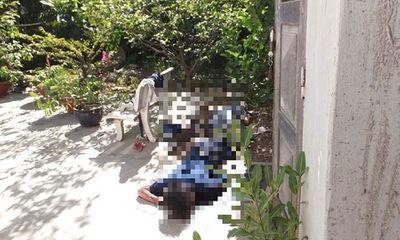 Phát hiện hai mẹ con chết bên hông nhà, cơ thể nhiều vết thương