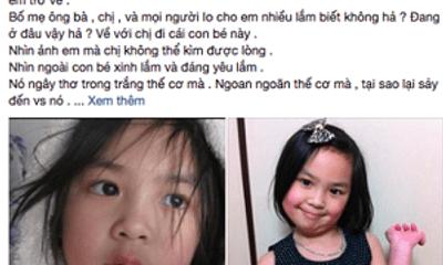 Phát hiện thi thể bé gái người Việt mất tích bí ẩn tại Nhật