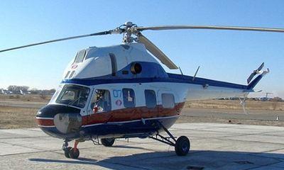 Rơi trực thăng quân sự Mi-2 của Ukraine, 5 người chết