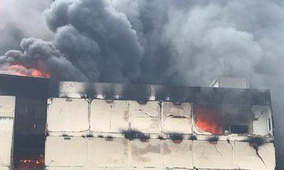 Vụ hỏa hoạn lớn tại công ty may: Phó giám đốc Cảnh sát PCCC Cần Thơ nói gì?
