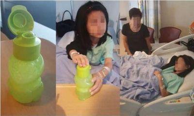 Bé trai 9 tuổi cho bạn học uống nước pha dettol để 'trả thù' giúp bạn gái