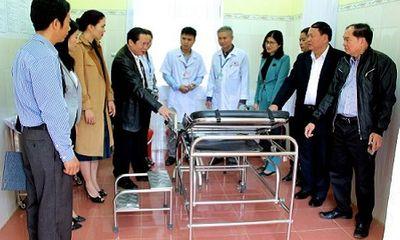 5.000 thẻ Bảo hiểm Y tế bị cấp sai tại huyện Tương Dương