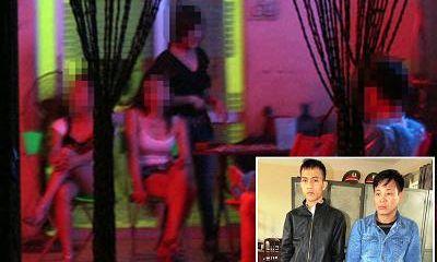 Bắt quả tang 2 đôi nam nữ đang mua bán dâm tại quán cà phê