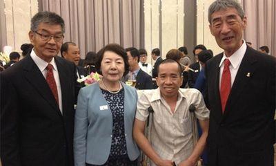 Ngưỡng mộ người em của cặp song sinh Việt Đức làm giáo sư thỉnh giảng ở Nhật