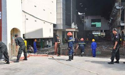 Vụ hỏa hoạn tại công ty may ở Cần Thơ: Giám đốc người Đài Loan gửi lời xin lỗi