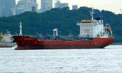 Tàu Petrolimex 14 thừa nhận tàu va chạm với tàu Hải Thành 26
