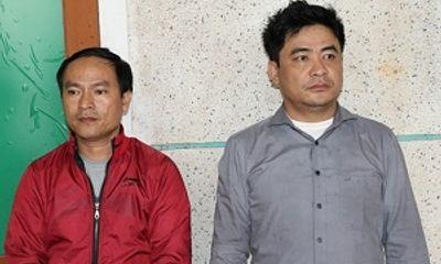Bị kiểm tra do nghi mua dâm, hai người đàn ông lăng mạ cảnh sát