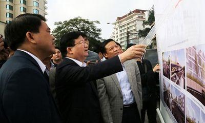 Phó Thủ tướng Trịnh Đình Dũng yêu cầu Hà Nội quy hoạch thêm bãi để xe