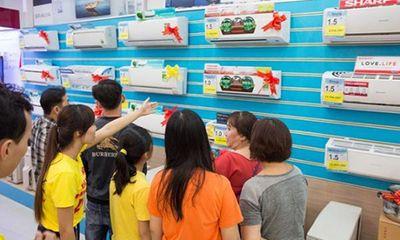 3 lý do nên mua máy lạnh ngay lúc này