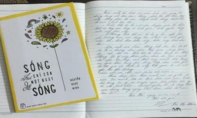 """Bị """"thần chết điểm danh"""" vẫn viết sách, làm thơ truyền lửa sống…"""