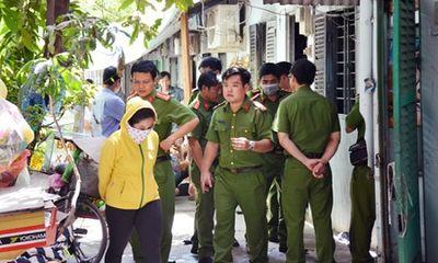 Bình gas mini phát nổ, 1 phụ nữ tử vong