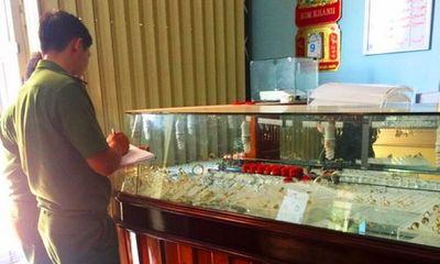 Vụ tiệm kim hoàn mất 100 lượng vàng: Thêm 1 nghi can bị bắt