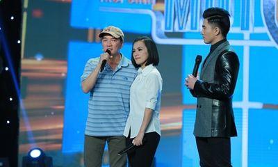 Con gái Chế Linh xin lỗi cha trên sóng truyền hình, Mr Đàm xúc động rơi lệ