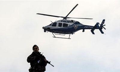 Rơi trực thăng cảnh sát TNK, 14 người thiệt mạng