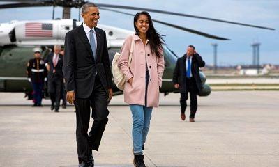 Mật vụ Mỹ bắt người đàn ông đòi cưới con gái cựu Tổng thống Obama