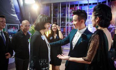 Diễm Quỳnh tái xuất sau khi sinh con gái thứ hai, hội ngộ MC Nguyên Khang