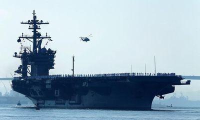 Nhật Bản và Mỹ tập trận chung phòng thủ tên lửa trên biển