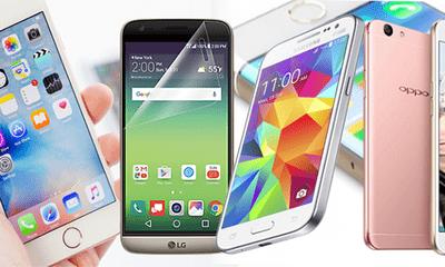 5 smartphone trên thị trường chụp ảnh
