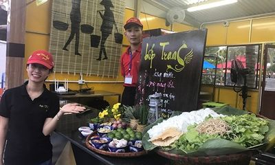 Tất cả đã sẵn sàng cho một Không gian ẩm thực lớn nhất Đà Nẵng khai trương