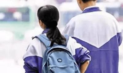 Bị ngăn cấm, học sinh cấp 3 khẳng định tình yêu bằng… keo 502